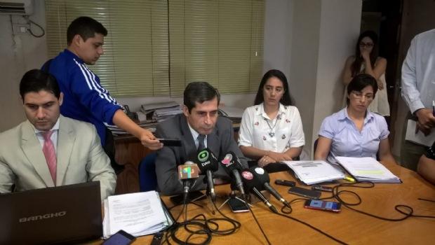 Aredes brindó detalles del Presupuesto 2018
