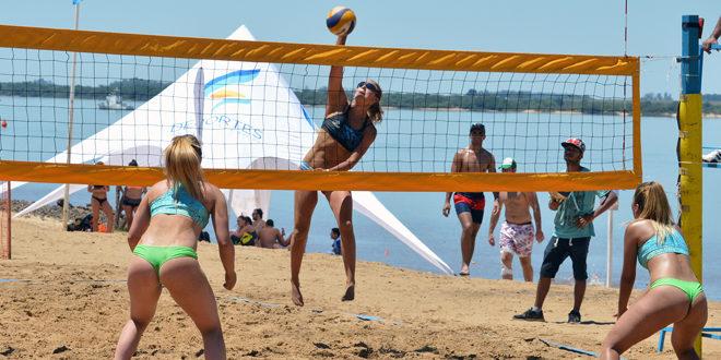 Catamarca, con oro y plata en los Juegos de Playa