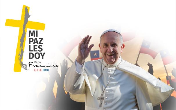 El programa del papa Francisco en Chile