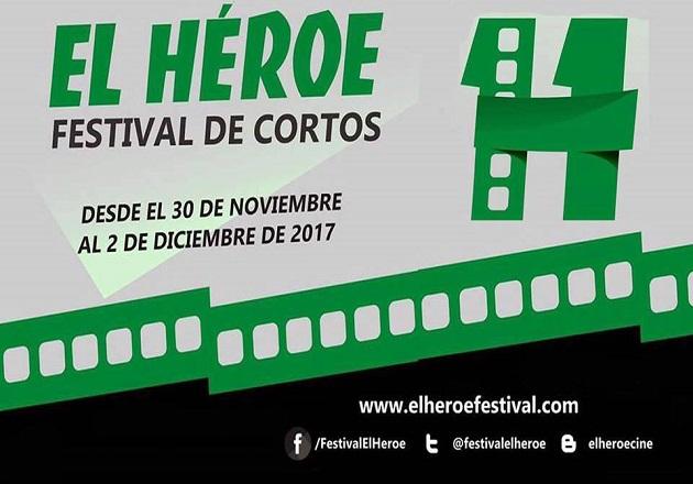 """Exitoso cierre y premiación del Festival de cortos """"El Héroe"""""""