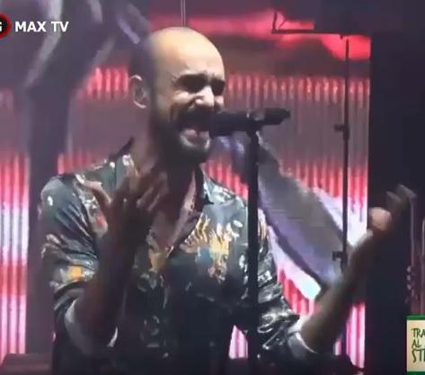Abel cantó con Los Huayra en la noche récord de Jesús María