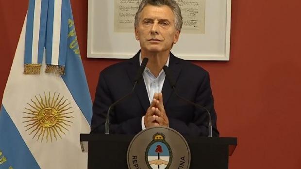 Macri relanzó el programa Becas Progresar