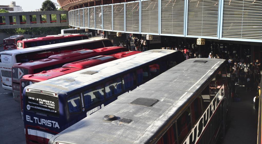 Cordoba: Asamblea y bloqueo de la terminal