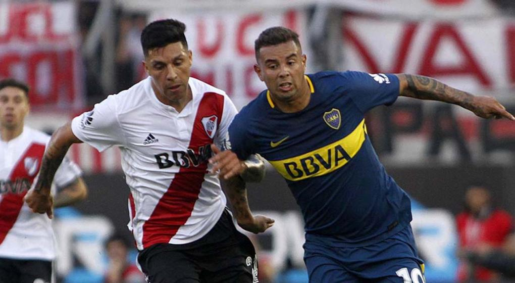 El fixture de la Superliga Argentina