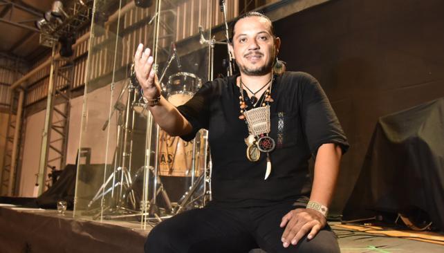 El indio Rojas hablo sobre la grave situacion que vive el Cacho salteño