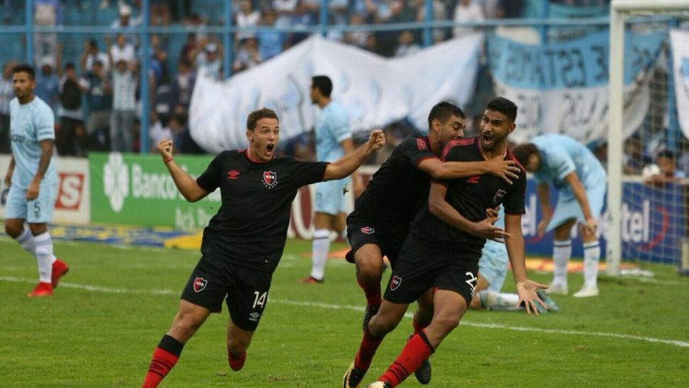 Atlético Tucumán empato con Newell's