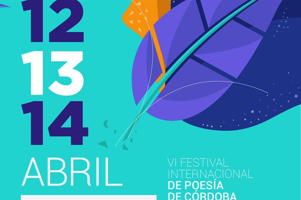 Hoy da inicio el VI Festival Internacional de Poesía en Cordoba
