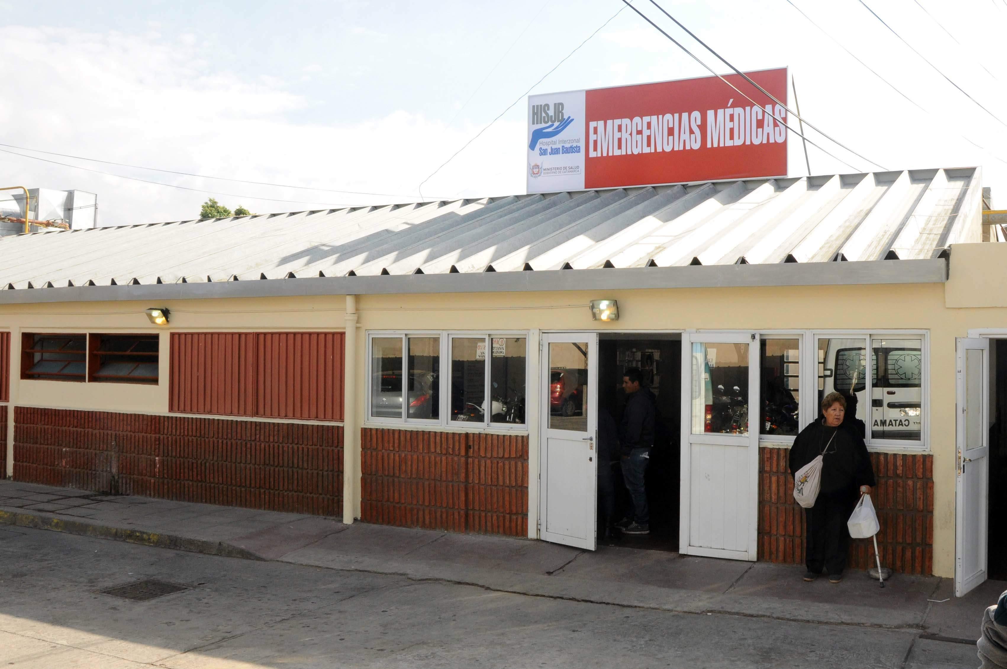 Falleció un hombre que se accidentó en Fray Mamerto Esquiú