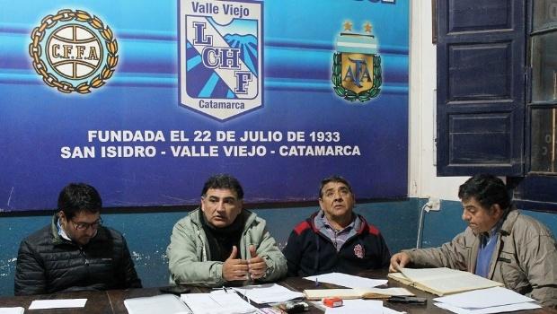 Sarmiento fue reelecto en Las Chacras y le dieron un plazo más a Las Pirquitas