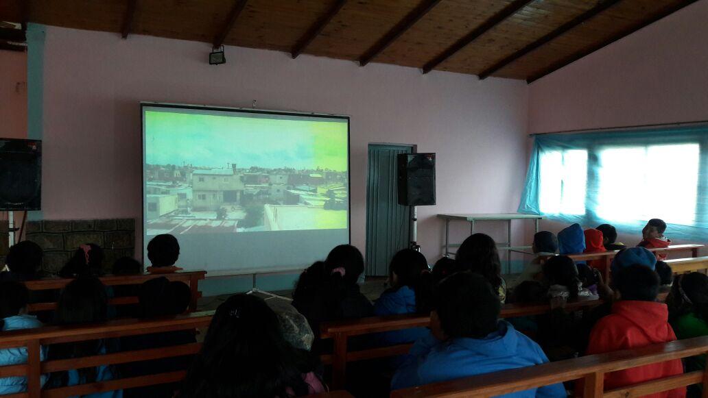 Ancasti, en el itinerario del Cine Móvil de Cultura esta semana