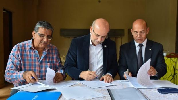 Nueva carrera de la UNCA en el interior provincial