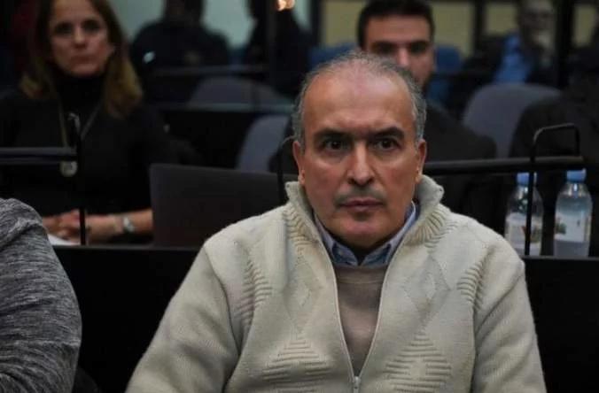 López ya fue notificado de la imputación en la causa Dusso y pidió defensor oficial