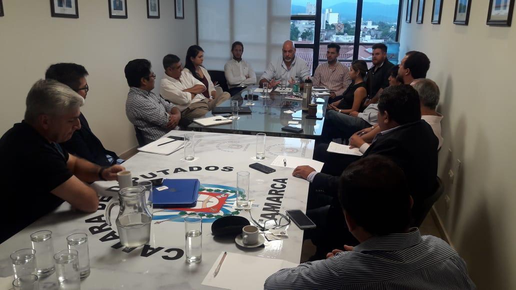 Minería explicó en Diputados el alcance del acuerdo Alumbrera-Agua Rica