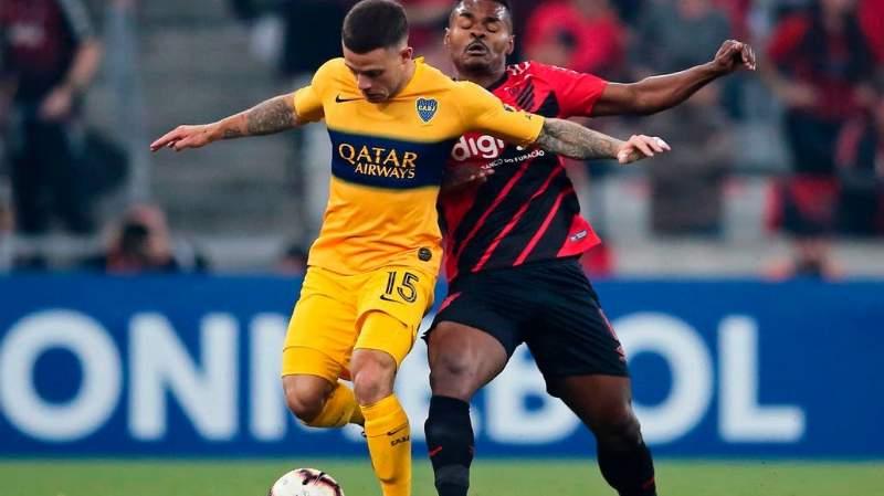 Boca venció 1-0 a Paranaense y logró un triunfo clave