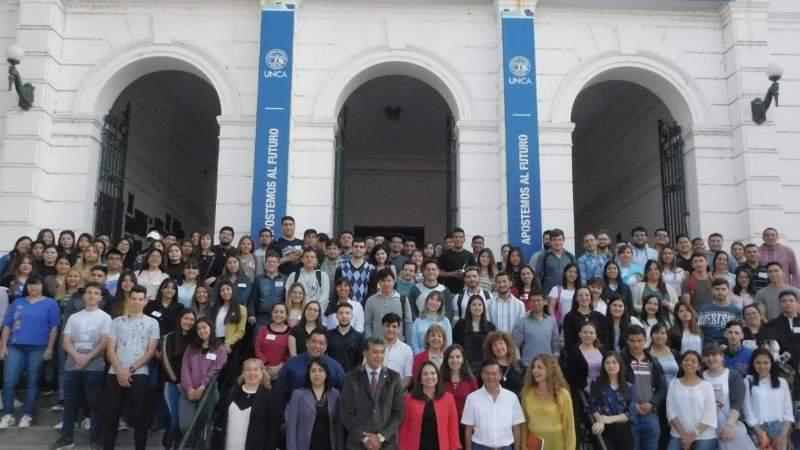 Comenzó el II Encuentro de Estudiantes de Geografía del Norte Grande