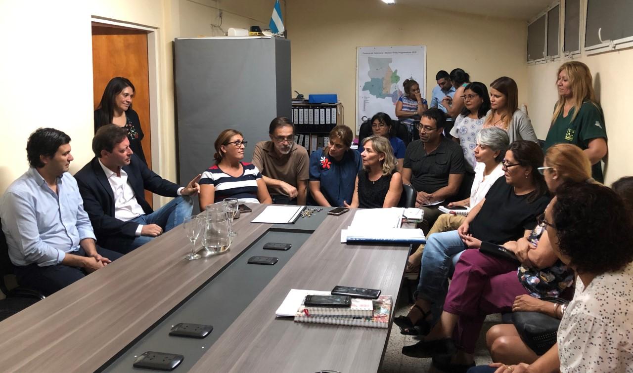 Reunión del Comité Operativo de Emergencia para analizar la situación epidemiológica provincial