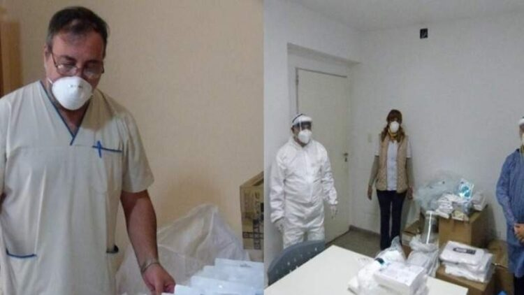 Catamarca, Minera Alumbrera entregó elementos a hospitales de Andalgalá, Belén y Santa María