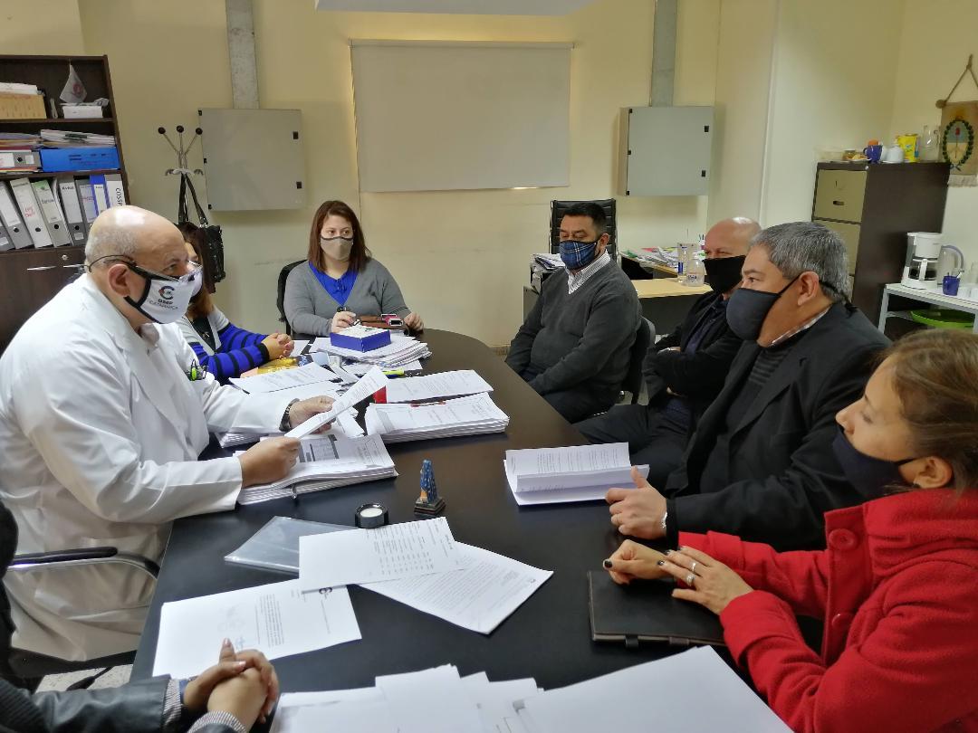 El Tribunal de Cuentas ya cuenta con una oficina en OSEP