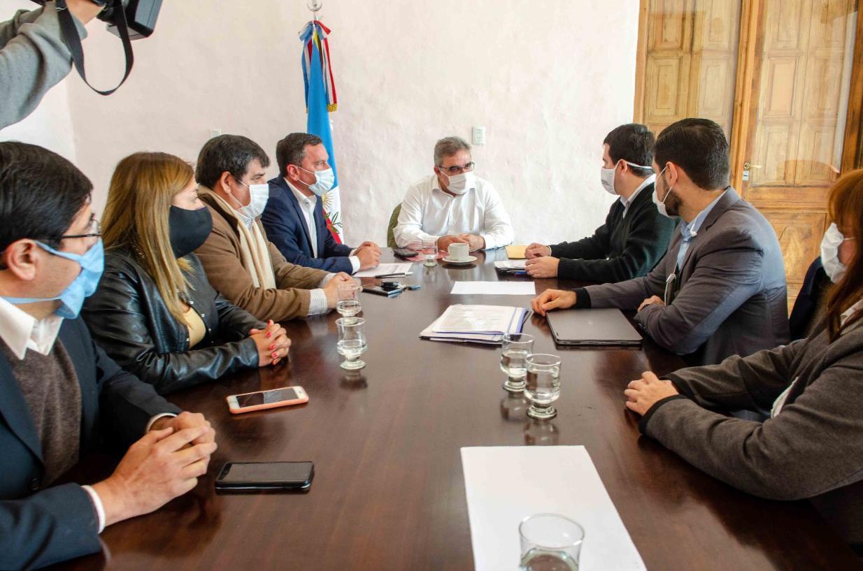 Raúl lanzó créditos para reforzar al sector productivo