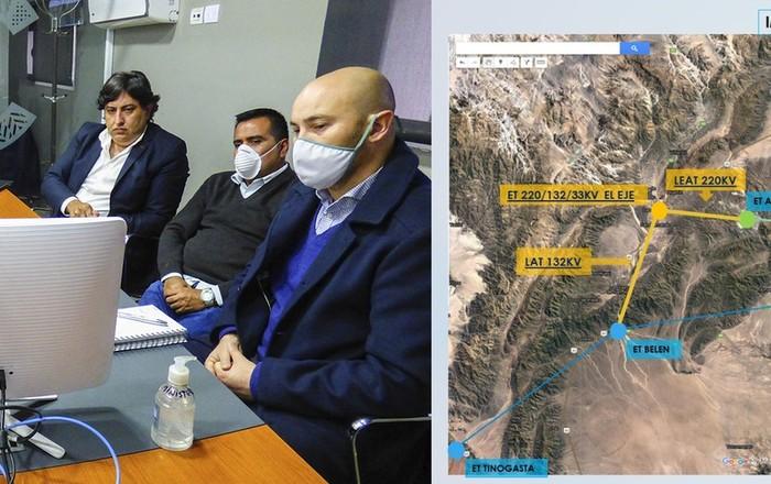 Planifican la Interconexión Eléctrica del Oeste catamarqueño
