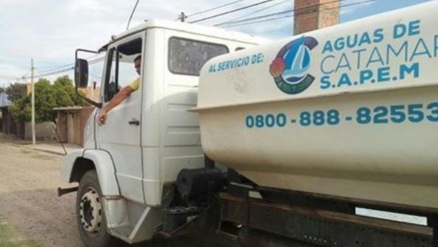 Uso solidario del agua potable