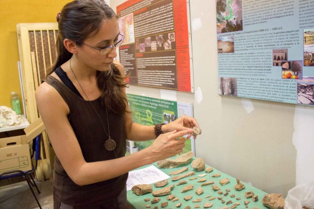 Otro histórico descubrimiento fósil en Catamarca