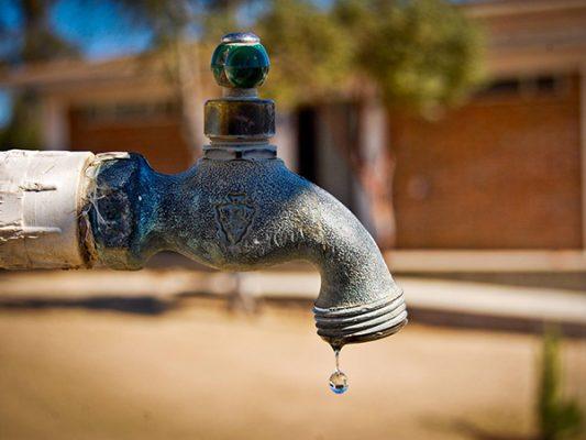 La escasez del agua, un problema de la región