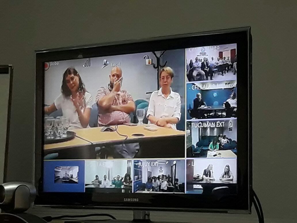 Archiveros de Catamarca participaron de videoconferencia sobre digitalización