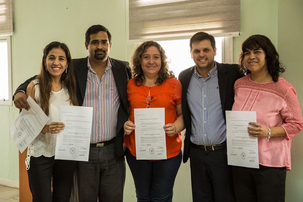 Asumieron nuevas autoridades en Desarrollo Social