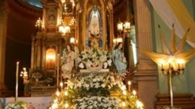 Misa de la Cultura en homenaje a la Virgen del Valle