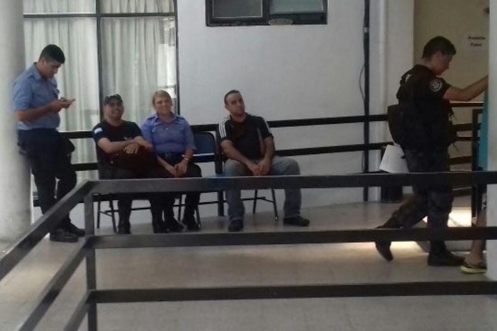 Denunciaron a un comisario por presunto robo de secuestros