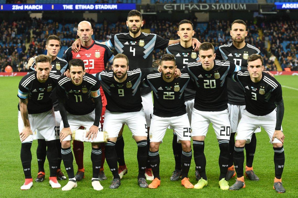 La Selección ya tiene un nuevo hit para el Mundial