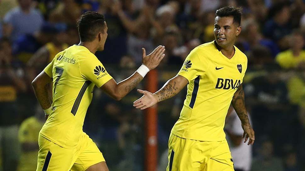 Sobre la hora Boca venció a Tigre