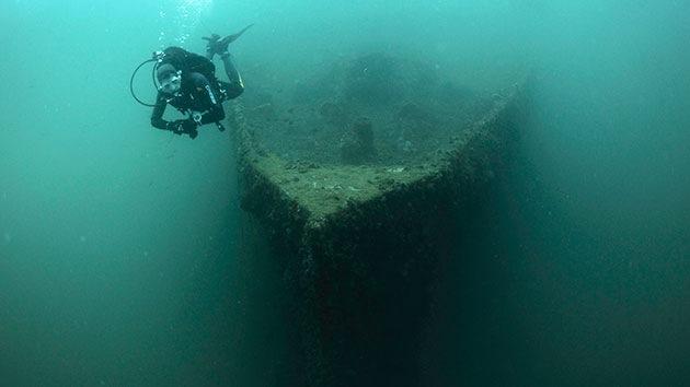 EEUU: Hallaron restos de un buque hundido por Japón en la Segunda Guerra