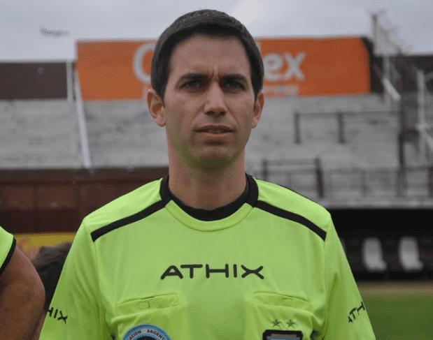 Pidieron la detención de Martín Bustos, el árbitro acusado de trata de juveniles de Independiente