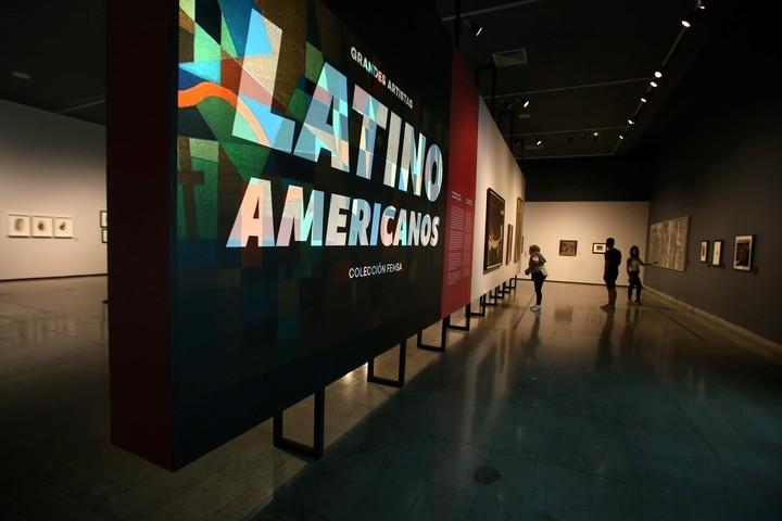 """De Rivera a Botero: la muestra """"Grandes artistas latinoamericanos"""" en Chile"""
