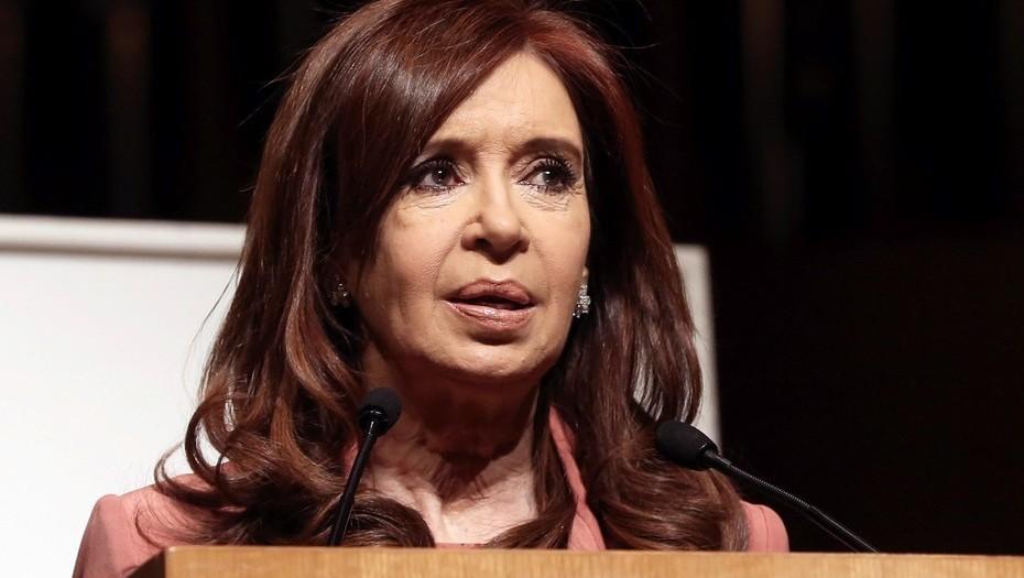 "Resuelven si Cristina sera sometida a un ""megajuicio"""