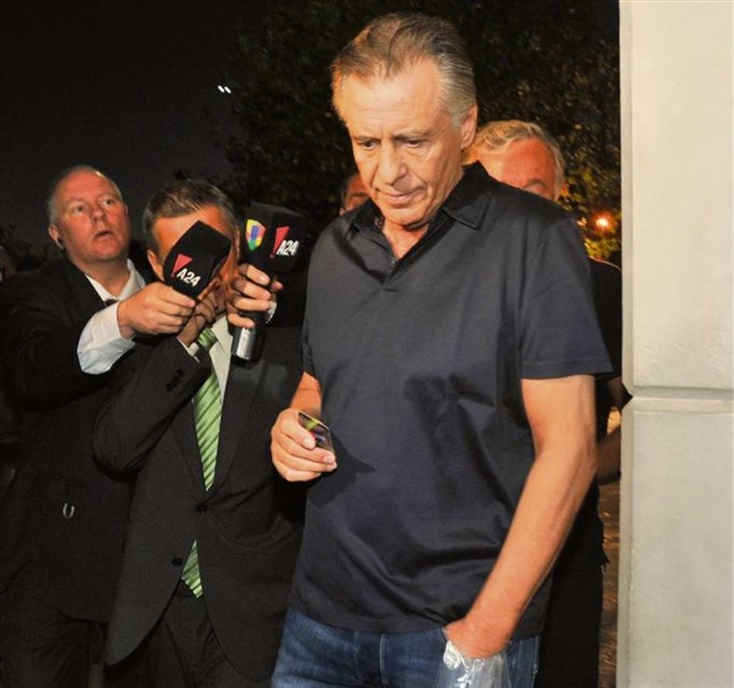 La Justicia intervino la petrolera de Cristóbal López