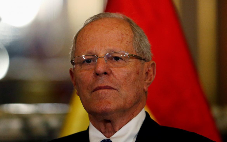 En medio de un escándalo renuncio el presidente de Perú Pedro Pablo Kuczynski