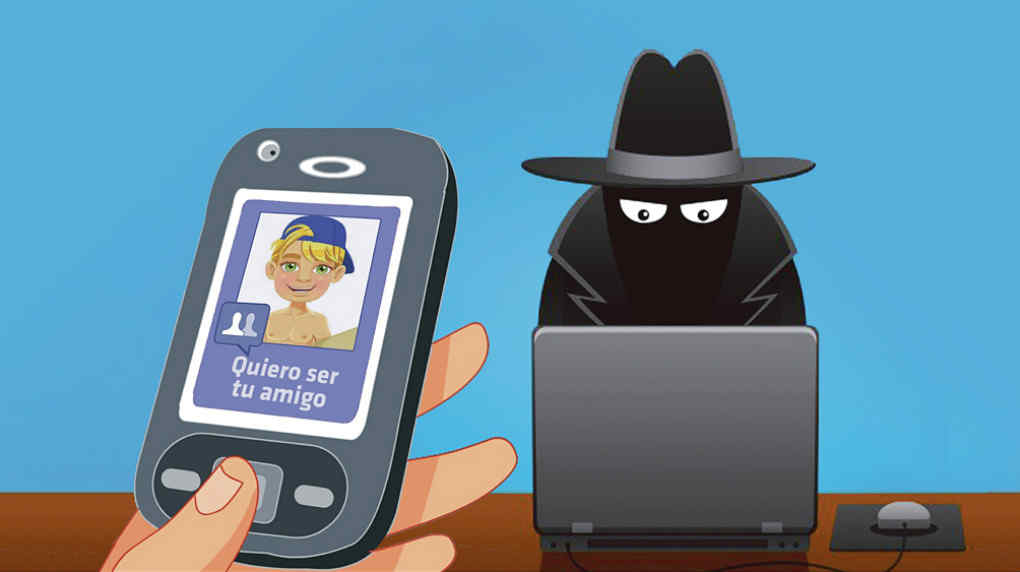 9 de cada 10 chicos no saben lo que es el acoso virtual