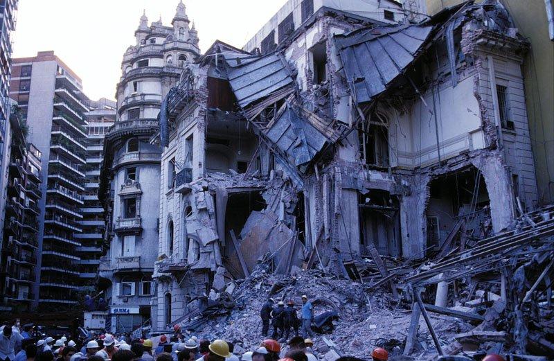 A 26 años del atentado a la Embajada de Israel