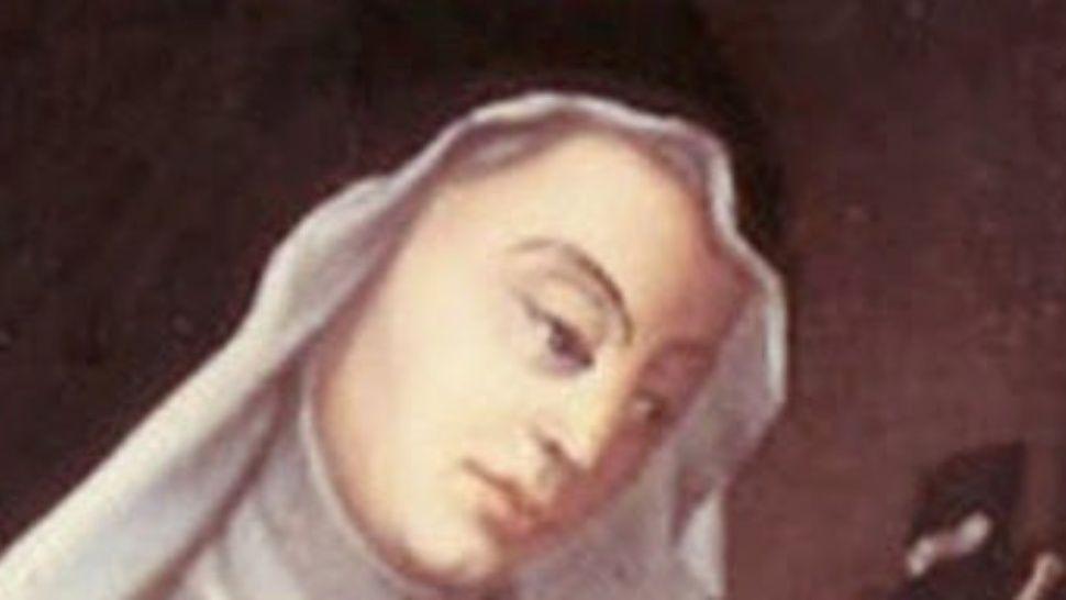 La iglesia recuerda hoy a la beata Juana María de Maillé