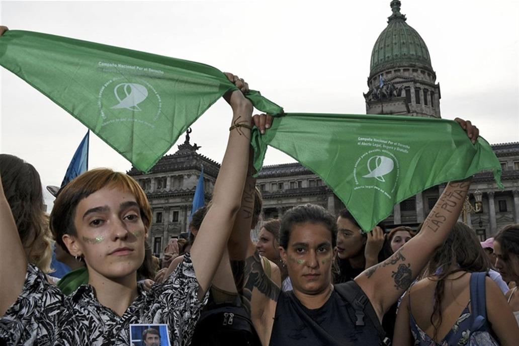 El Presidente no vetará la ley del aborto si la aprueba el Congreso