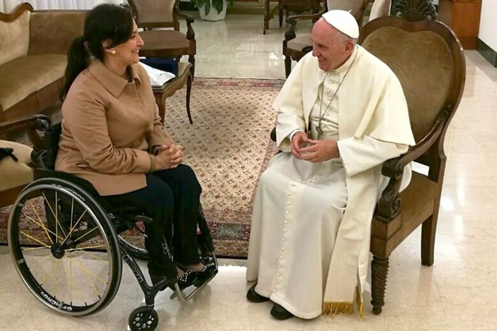 """Michetti sobre el Papa: """"Hay que dejar de verlo como un actor político"""""""