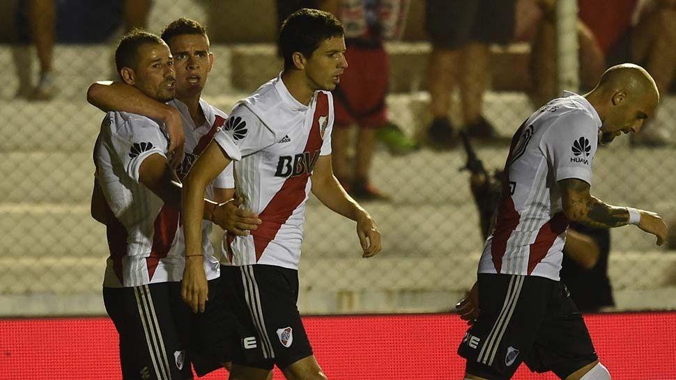 """El """"Millonario"""" se trajo tres puntos desde Parana"""