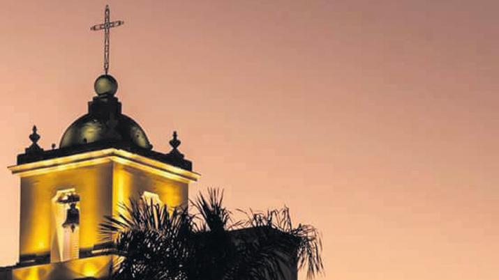 Semana Santa de primer nivel en las Termas de Rio Hondo