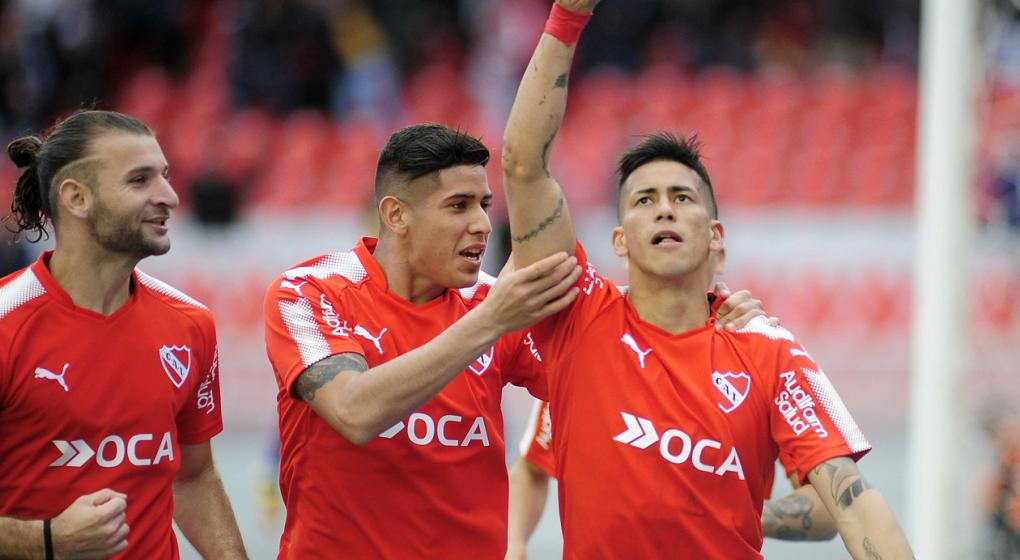 "Independiente sigue de racha, le gano 2 a 1 al ""Bicho"""