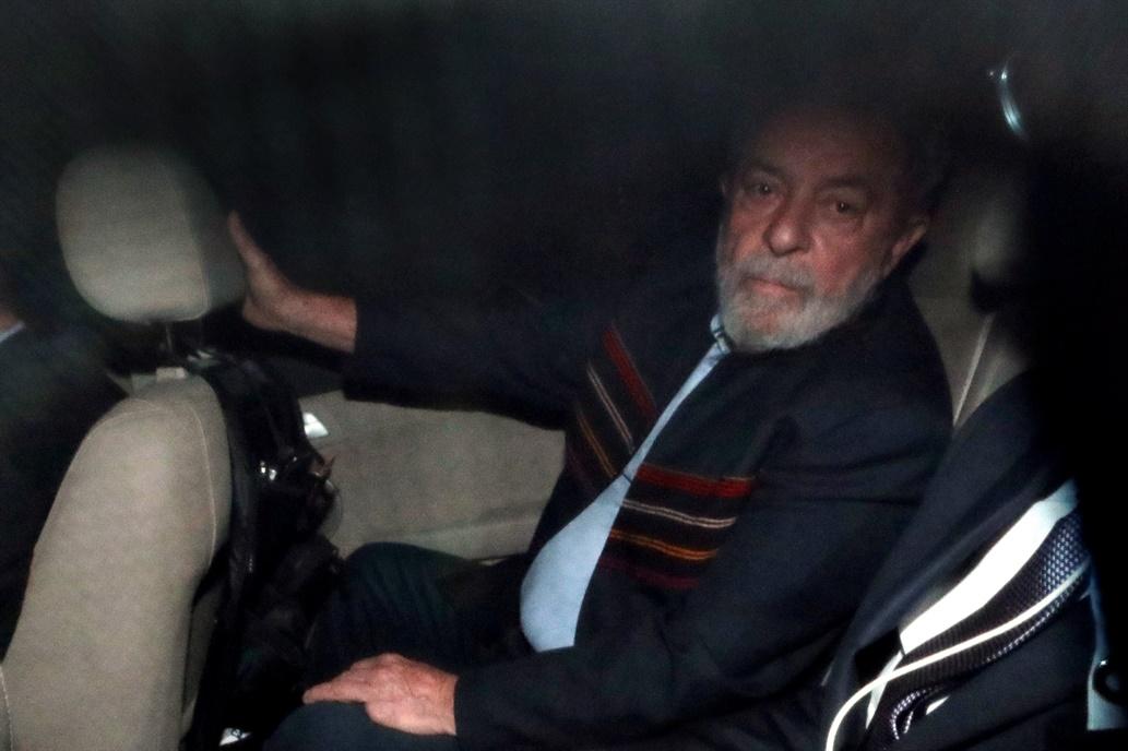 Lula debe entregarse para cumplir 12 años de prisión
