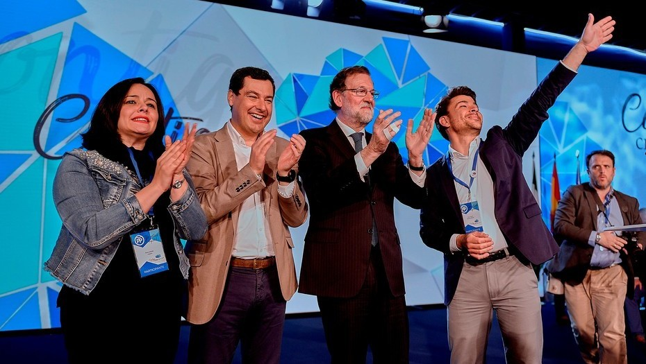 Rajoy llega a la Argentina con los 70 empresarios mas importantes de España