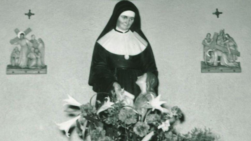 La iglesia recuerda hoy a santa Julia Billiart